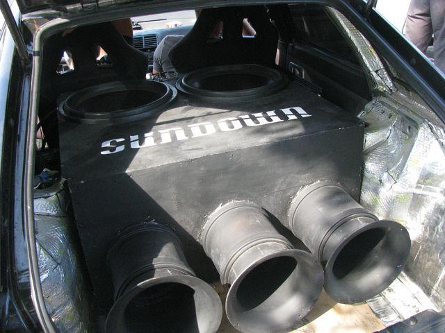 буфер в машину